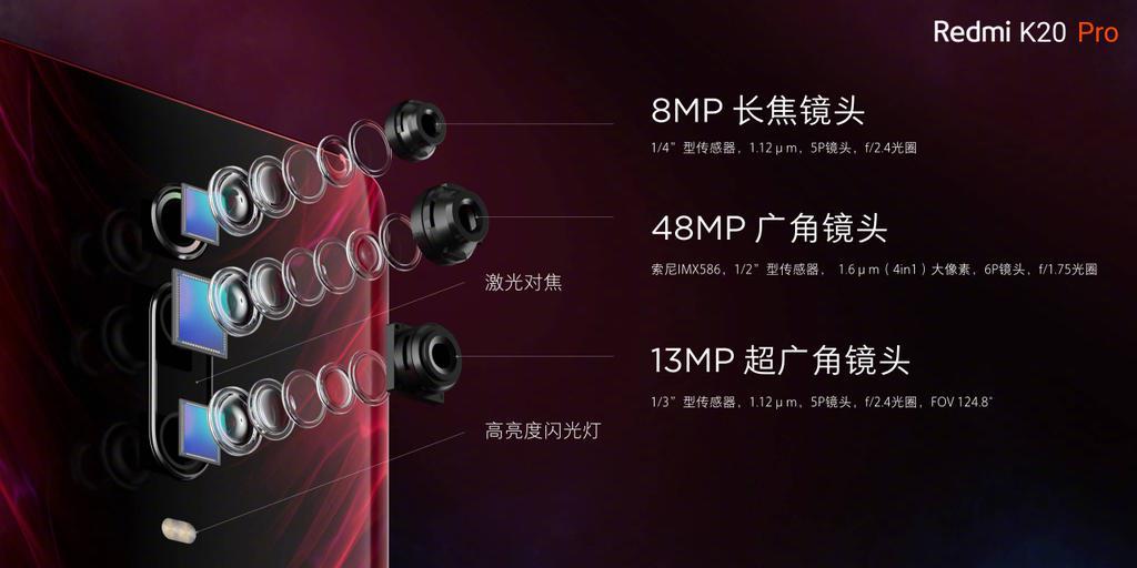 Điện Thoại Xiaomi K20 Pro