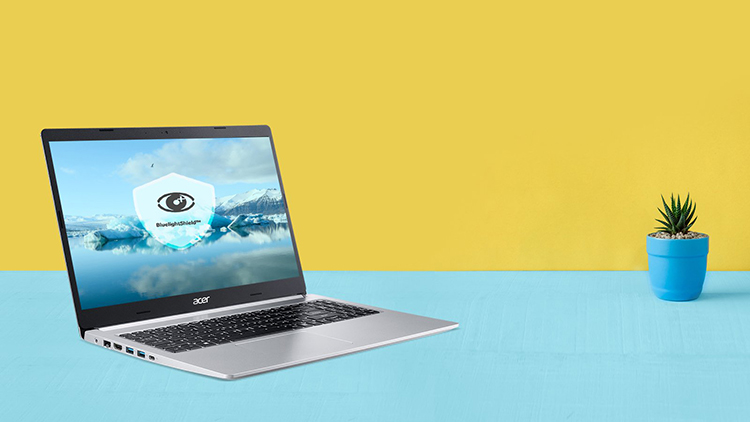 Laptop Acer Aspire A514-52-516K NX.HMHSV.002 Core i5-10210U/ Win10 (14 FHD) - Hàng Chính Hãng