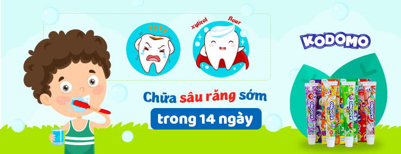 Kem Đánh Răng Trẻ Em Kodomo Dưa Gang (45g)