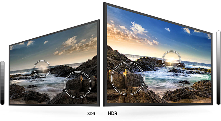 Smart Tivi Samsung 4K 55 inch UA55TU8000 - Hàng Chính Hãng