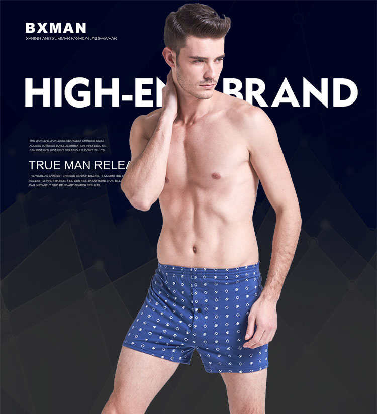 Combo 4 Quần Đùi Cotton Cho Nam BXMAN