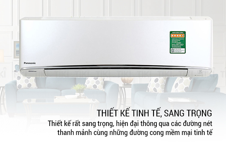 Máy Lạnh Inverter Panasonic Cu/Cs-U12vkh-8 (1.5hp) - Hàng Chính Hãng