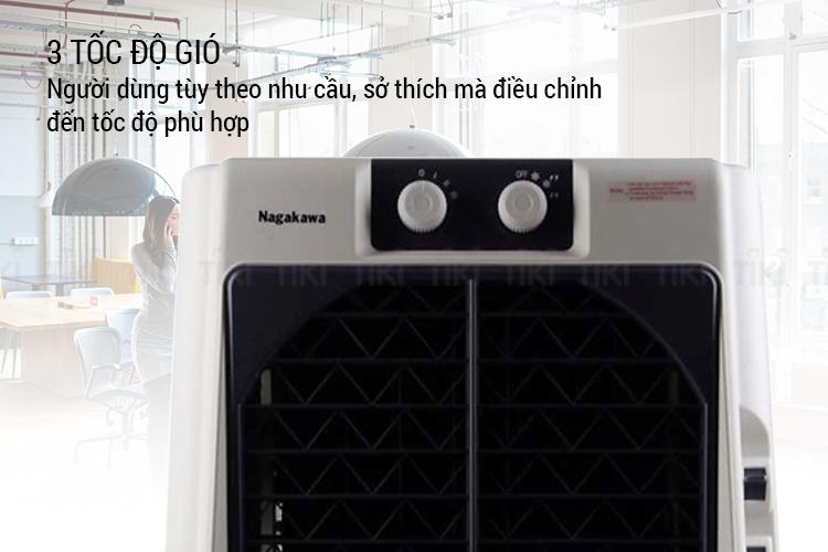 Máy Làm Mát Nagakawa NFC668 - Hàng Chính Hãng