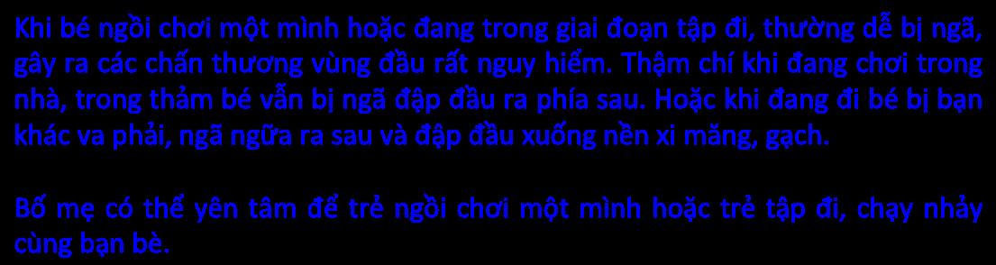 Gối Bảo Vệ Đầu Cho Bé Khi Té Ngã - KUB - Hình Con Hưu 2