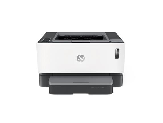 Máy in HP Neverstop Laser 1000w (In Wifi Trắng,Đen-4RY23A) - Hàng Chính Hãng 1