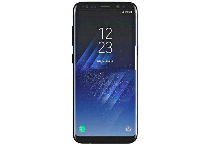 Samsung Galaxy S8 SM-G950F Unlocked 64GB - International Version/No Warranty (GSM) (Orchid Grey)