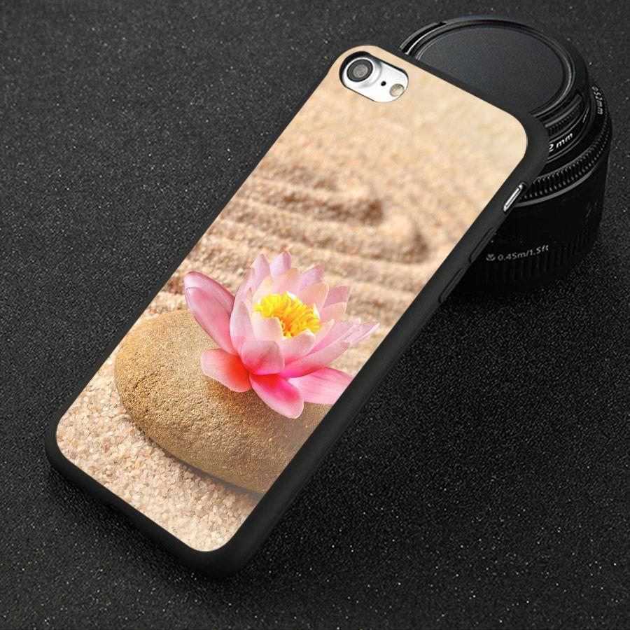 Ốp điện thoại dành cho máy iPhone 5/5s/se - Đủ nắng thì hoa nở MS DNTHN006