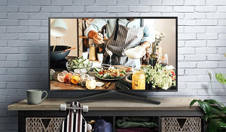 Smart Tivi Samsung Full HD 49 inch UA49N5510A