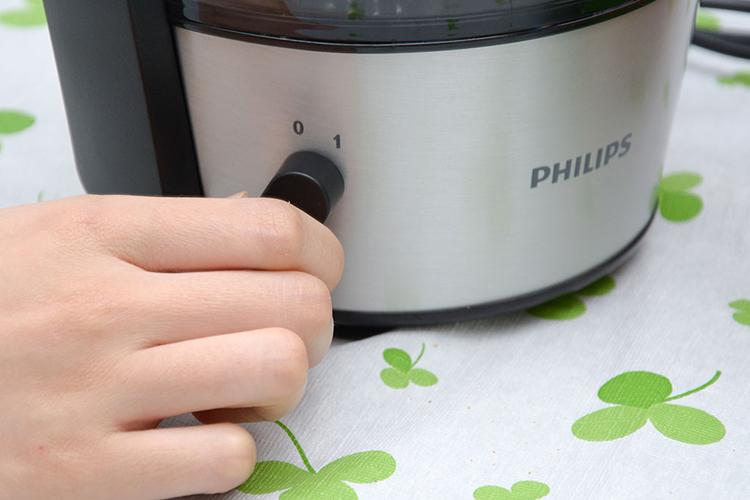 Máy Ép Trái Cây Philips HR1836 (500W)