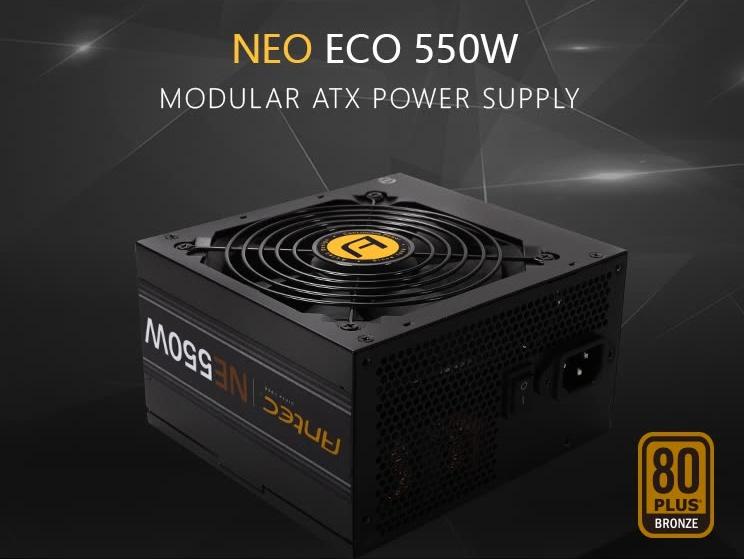 Nguồn Điện Máy Tính Antec Neo Eco (550W)