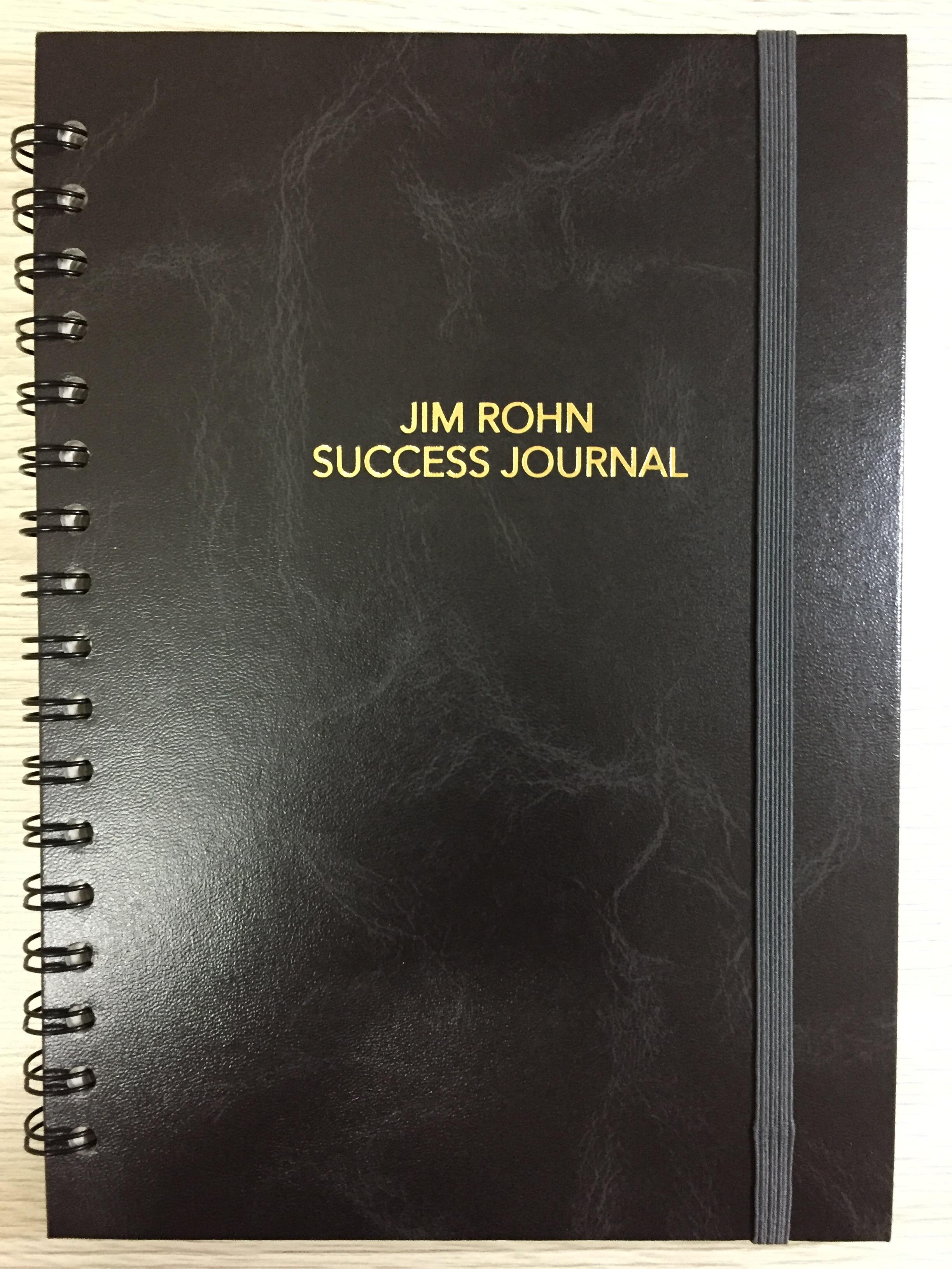 Jim Rohn - Nhật ký thành công