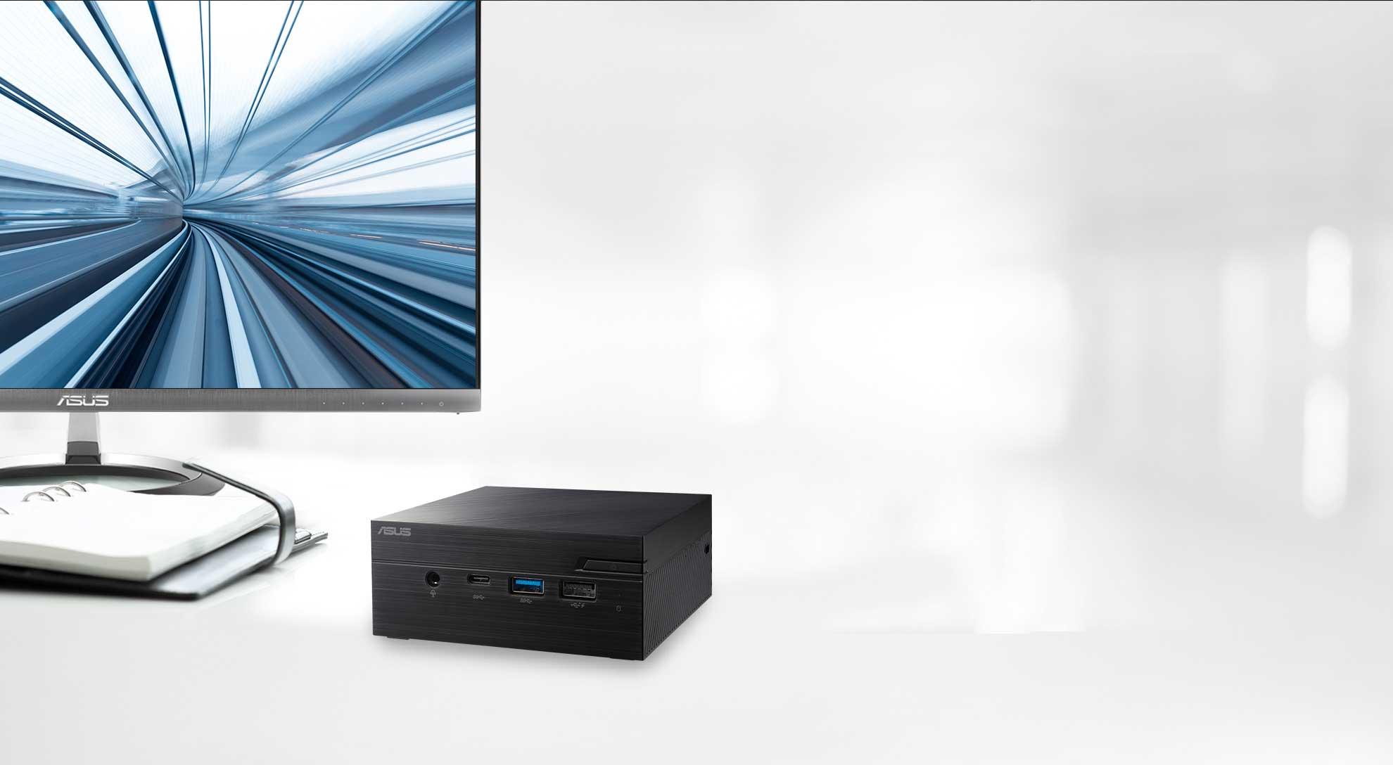 Mini PC Asus PN60 chip Core™ i5-8250U 4K