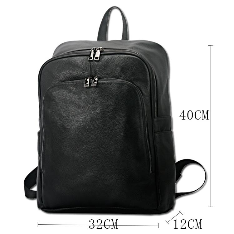 Balo Laptop Da Thật Cao Cấp Velisa 322 (40 x 32 cm)