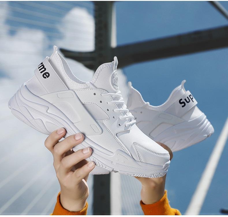 Giày Sneaker Nam Thể Thao Đế Cao Phong Cách trẻ trung 6