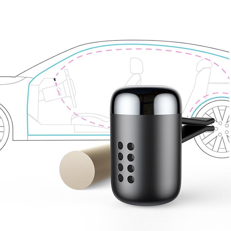 Bộ khuếch tán kèm nước hoa khô dùng cho xe hơi Baseus Little Fatty Fragrance (Màu giao ngẫu nhiên)