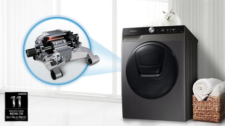 Máy Giặt Samsung Inverter 9 kg WW90T634DLN