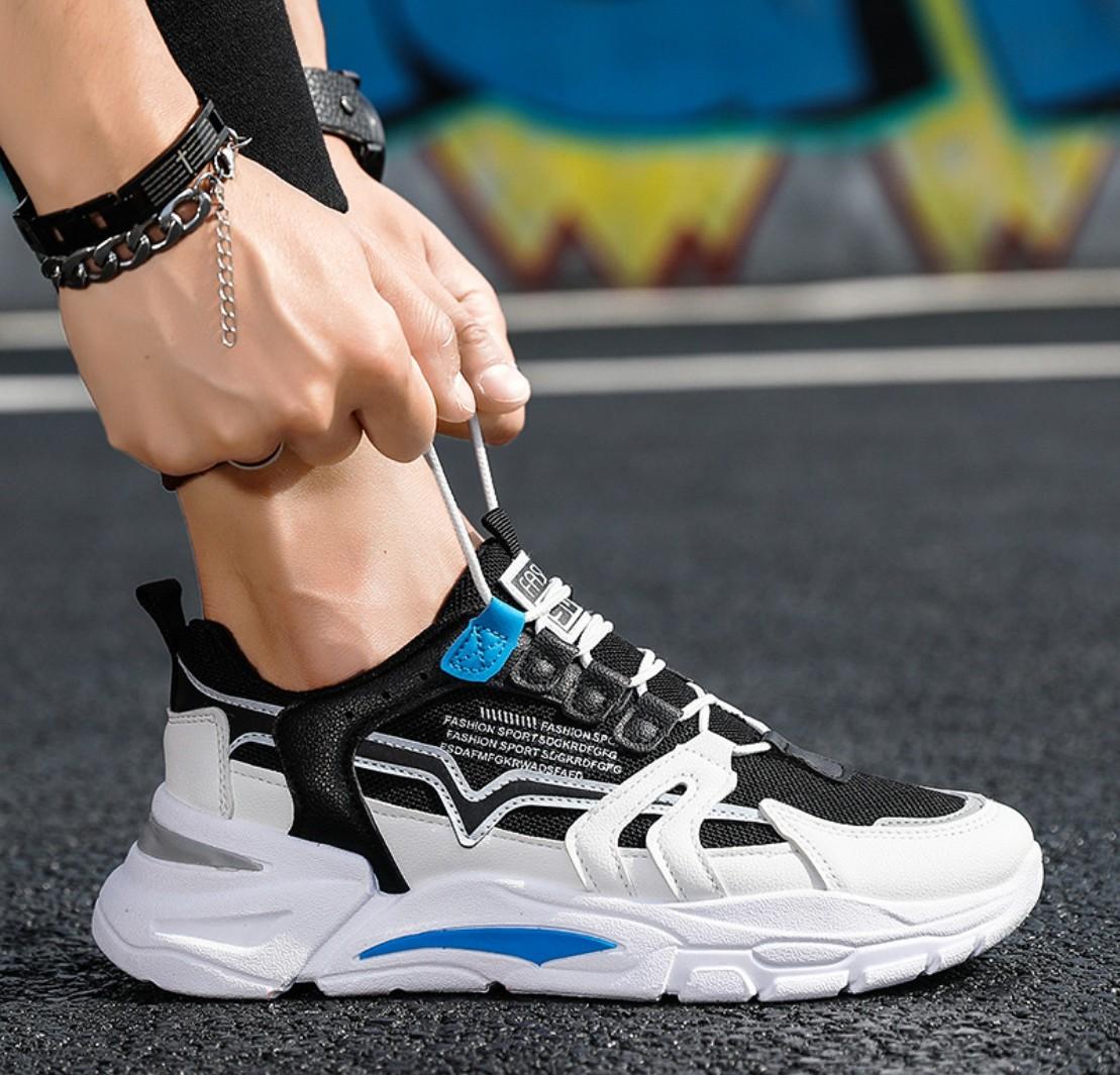 Giày thể thao nam đep Hàn Quốc 1