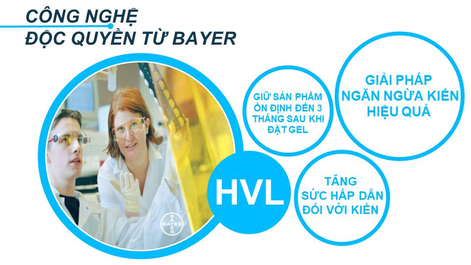 Diệt kiến dạng Gel Bayer Maxforce Quantum 0.03% (12g)