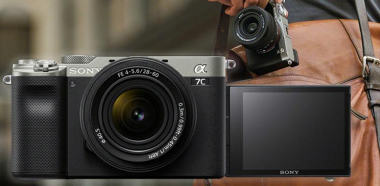 Máy Ảnh Sony Alpha A7C Body -Hàng chính hãng