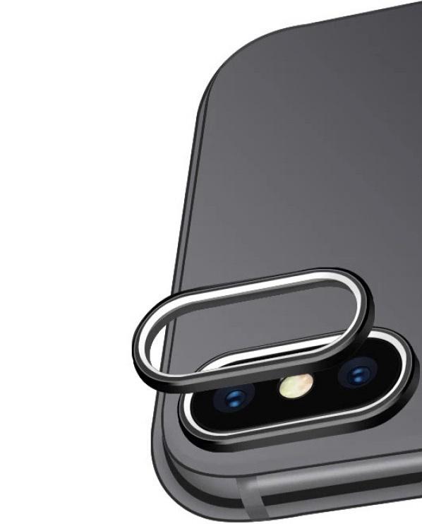 Miếng Dán Bảo Vệ Camera Steick Apple CHo IPhoneX