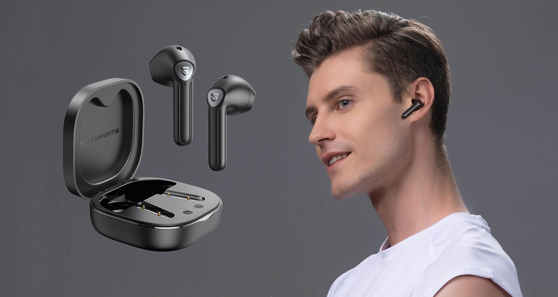 Tai Nghe True Wireless Earbud Soundpeats TrueAir 2 Bluetooth V5.2 - Hàng  chính hãng | Tiki