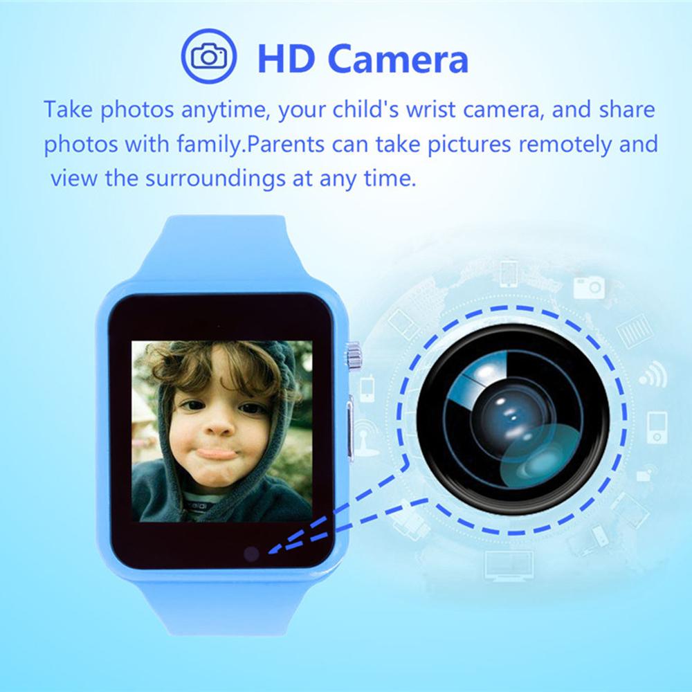 Đồng Hồ Thông Minh Trẻ Em Có Camera (1.54 inch LCD)