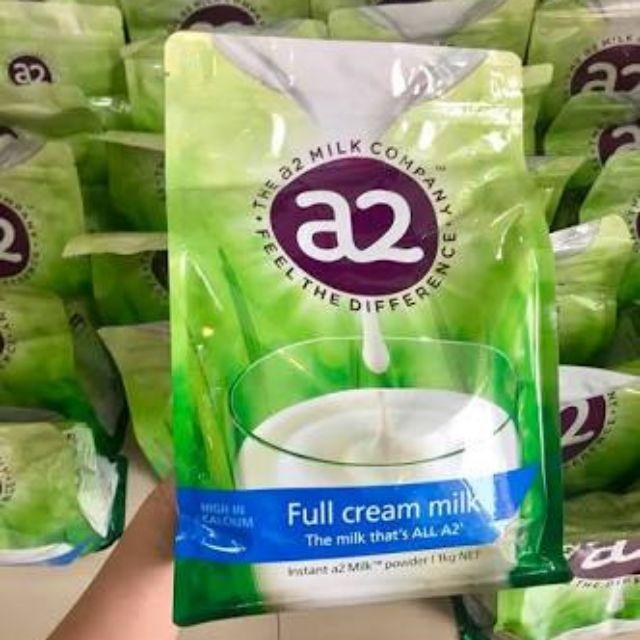 Sữa Bột Nguyên Kem A2 Giàu Canxi Hỗ Trợ Tăng Cường Sức Khỏe Cho Cả Gia Đình của Úc 1kg 5