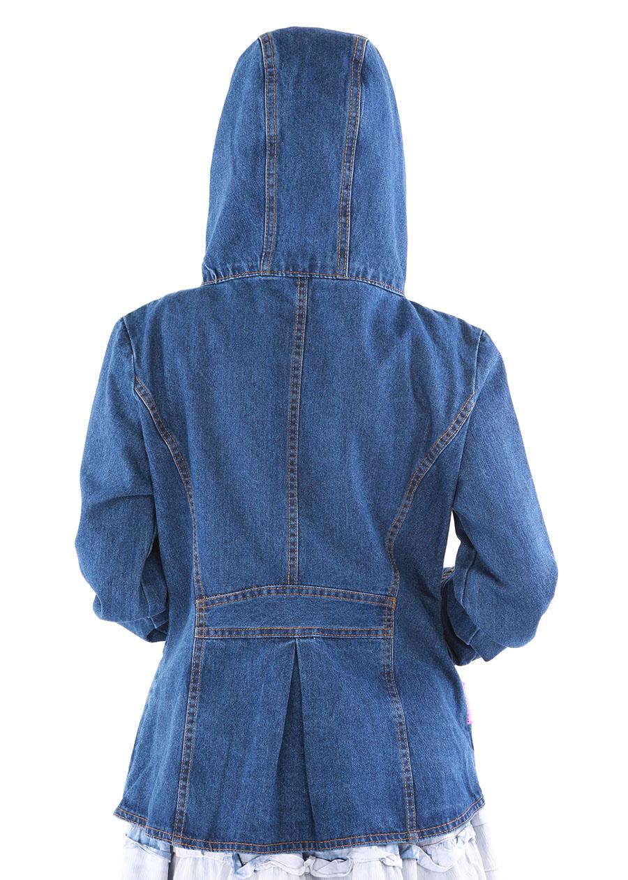 Áo chống nắng nữ Jean 1 lớp Vietcharm ACN01