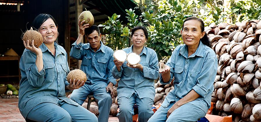 Dầu dừa nguyên chất 100% One4One (500ml)