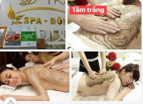 Combo Tắm Trắng, Giảm Viêm Nang lông, Mụn Lưng Mỡ Trăn N'store và Cám Café