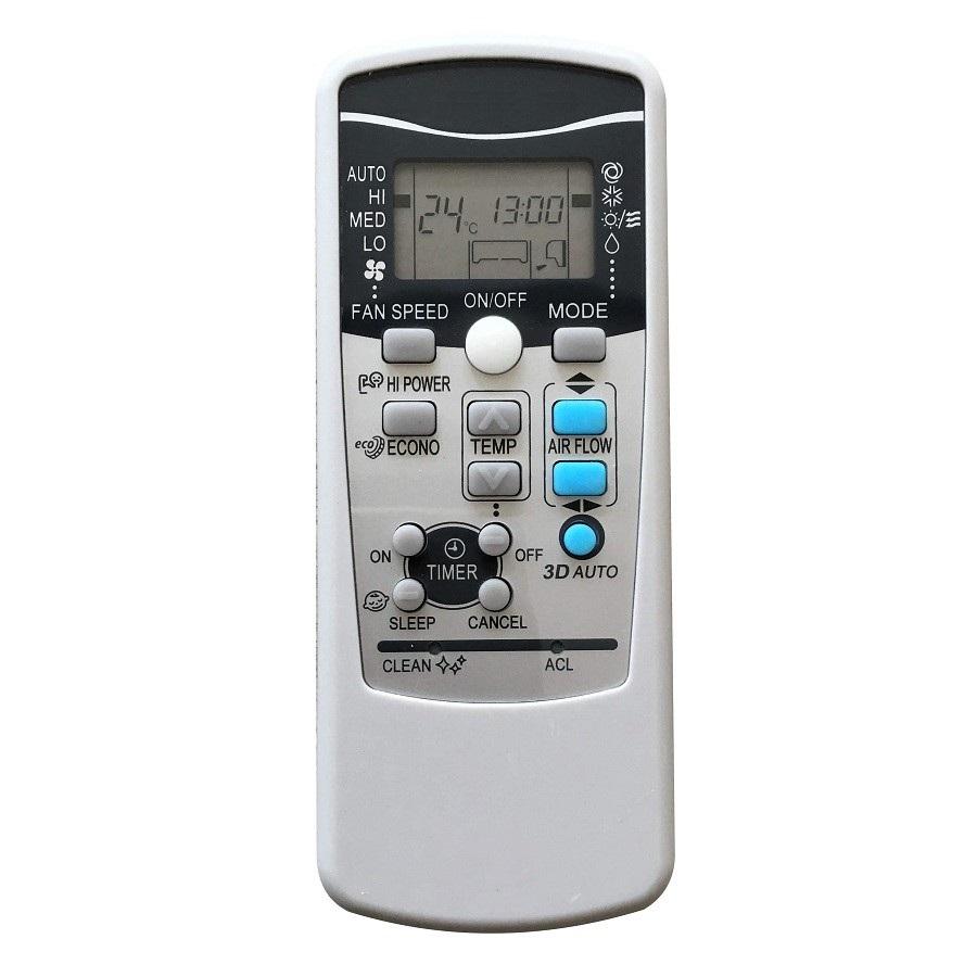 remote điều khiển điều hòa Mitsubishi