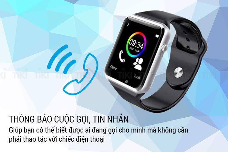 Đồng Hồ Thông Minh Smart watch A1