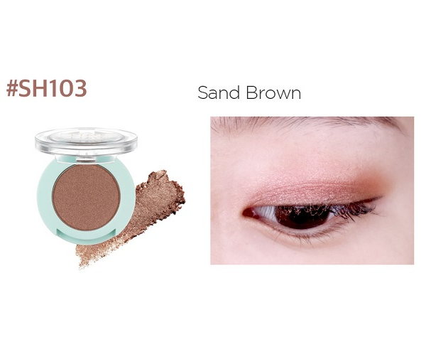 Phấn Mắt Nhũ Lime Color & Eyes Single Shadow 1.4g 7