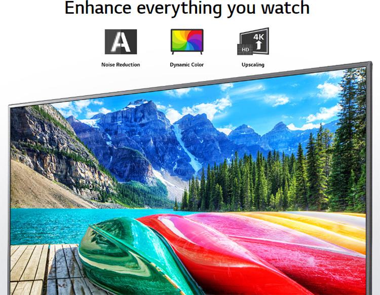Smart Tivi LG 55 inch 4K 55UN7350PTD - Hàng Chính Hãng