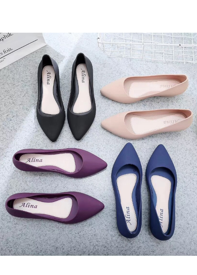 Giày nhựa thời trang mùa hè chịu nước hàng cao cấp GIAY01 11
