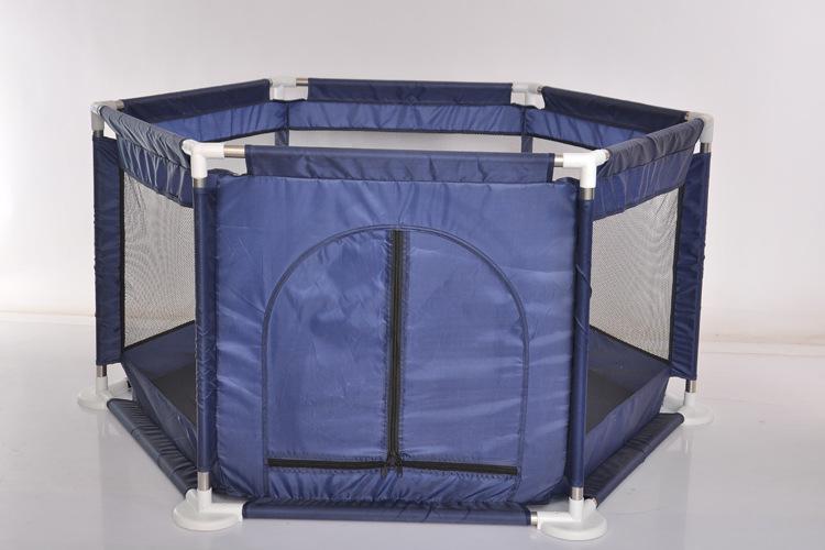 Lều bóng có rào chắn an toàn 3