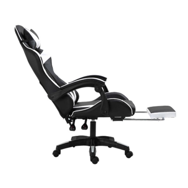 Ghế ngồi gmae thủ có massage và tựa chân G21 ( Giao mầu ngẫu nhiên ) - Hàng chính hãng 8