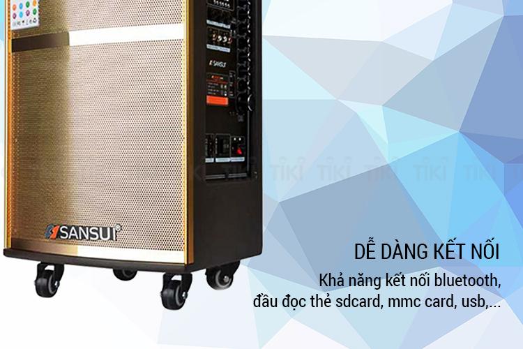 Loa Kéo Sansui SG2-15 (500W) - Hàng Nhập Khẩu