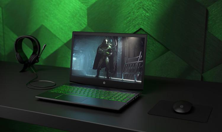 Laptop HP Pavilion Gaming 15-dk0232TX 8DS85PA Core i7-9750H/ GTX 1650 4GB/ Win10 (15.6 FHD IPS) - Hàng Chính Hãng