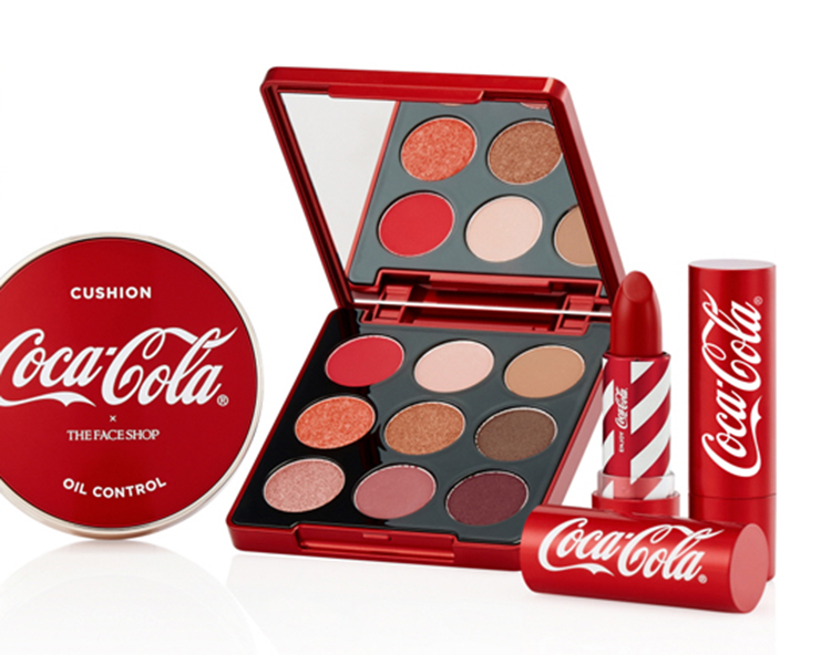 THE FACE SHOP Mono Pop Eyes Coca Cola 5.4g