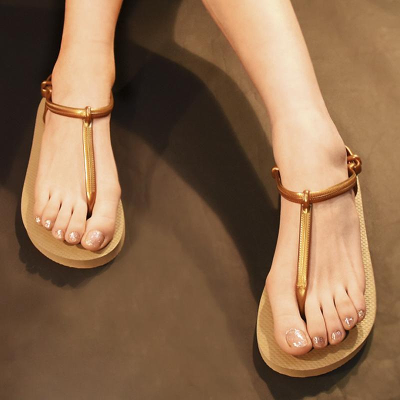 Giày sandal nữ ,thiết kế dây gài độc đáo 9600413 14