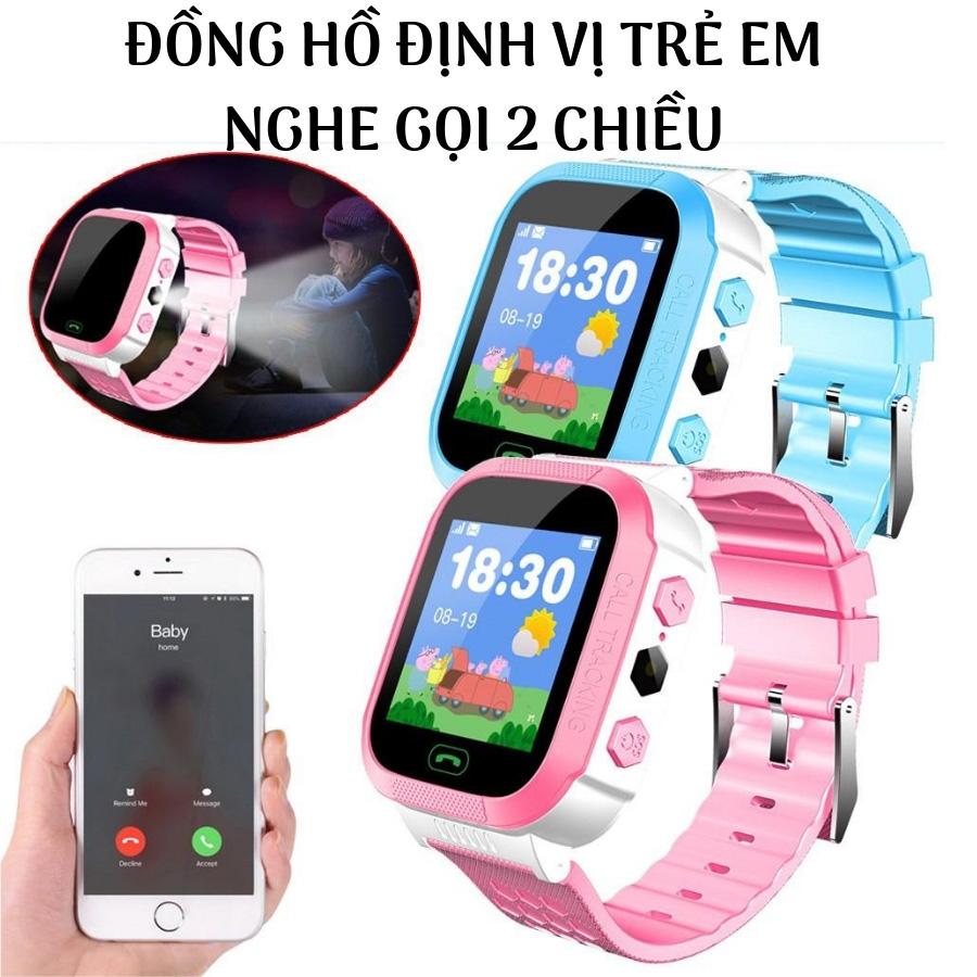 đồng hồ định vị trẻ em viettel