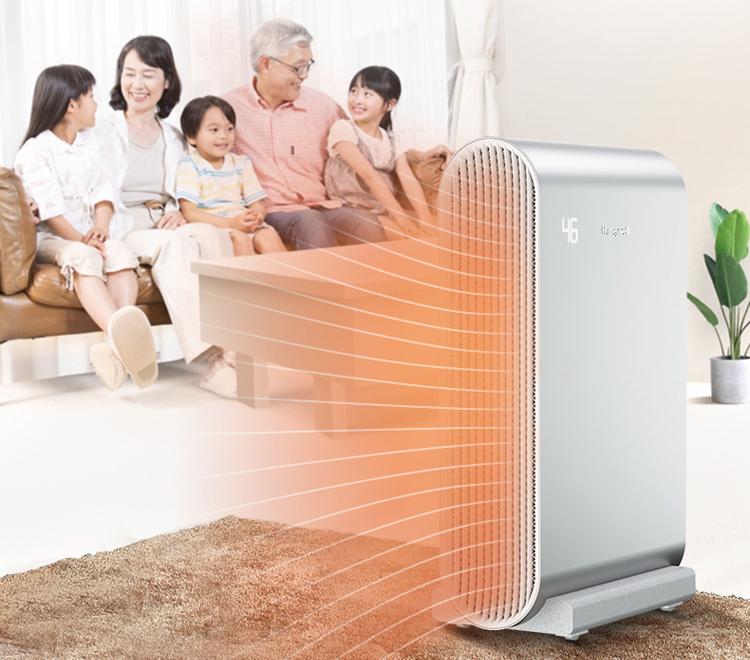 Honeywell Heating Air Purifier KJ410F-PHC115B