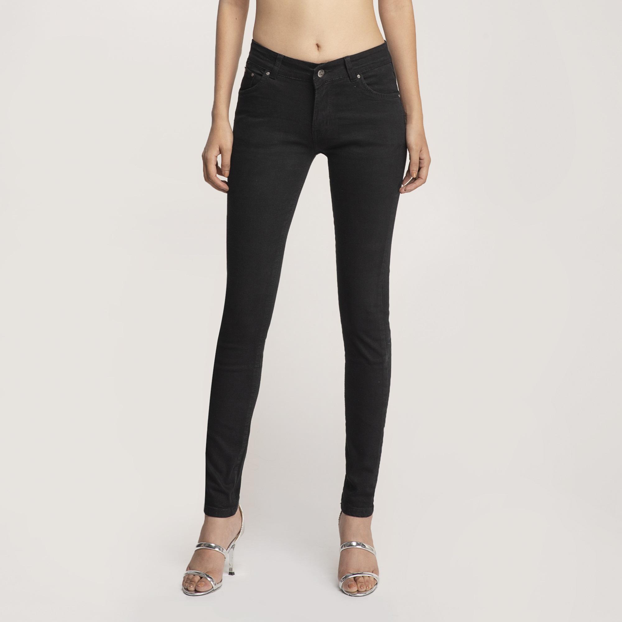 Quần Jean Nữ Skinny Lưng Vừa Aaa Jeans Có Nhiều Màu Size 26 - 32 11