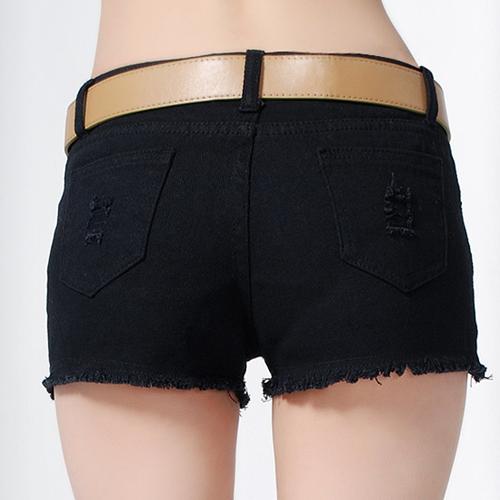 Quần short jean nữ vô cùng cá tính 138 5