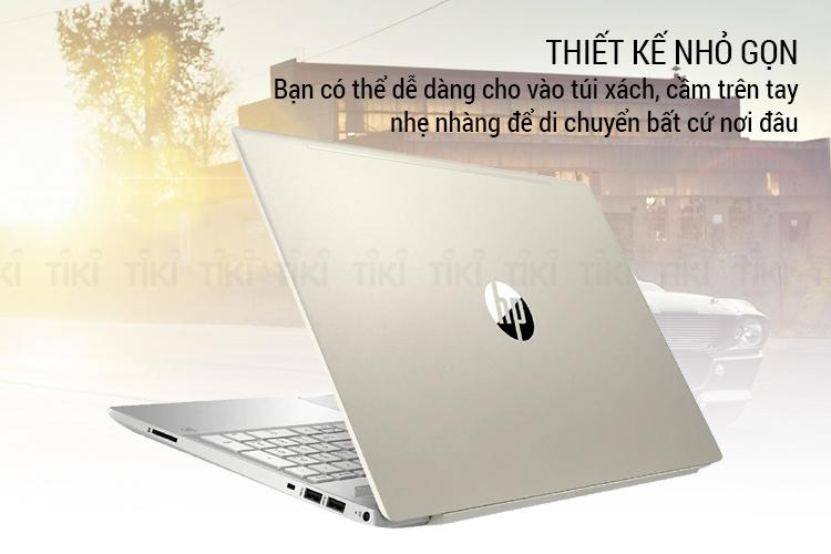 Laptop HP Pavilion 14-ce2049TU 7YA46PA Core i5-8265U/ Win10 (14 FHD IPS) - Hàng Chính Hãng
