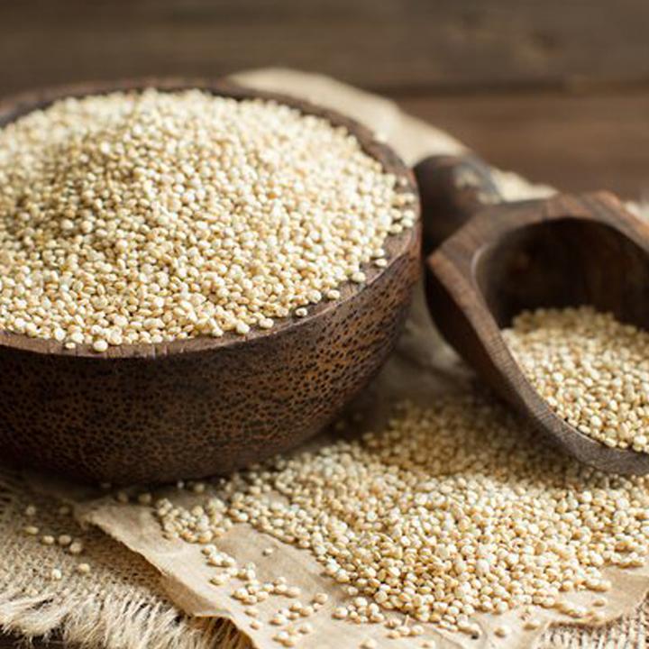 Hạt diêm mạch quinoa trắng hữu cơ Markal 500g | Tiki.vn