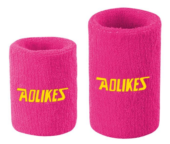 Băng cổ tay thấm mồ hôi cao cấp Aolikes - Tom Sport 6