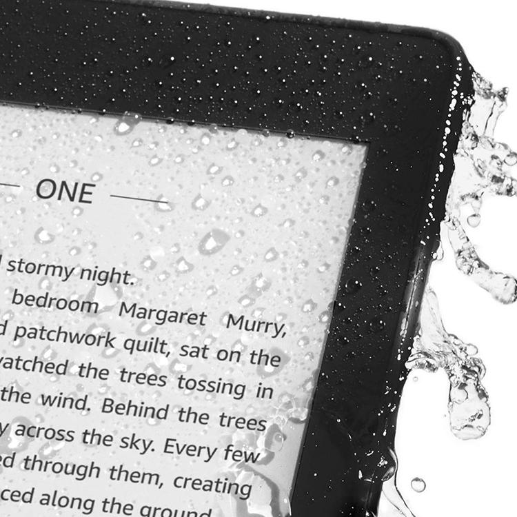 Máy đọc sách Kindle PaperWhite 2018 gen 4 (10th) - Bản 32 GB - Hàng chính hãng