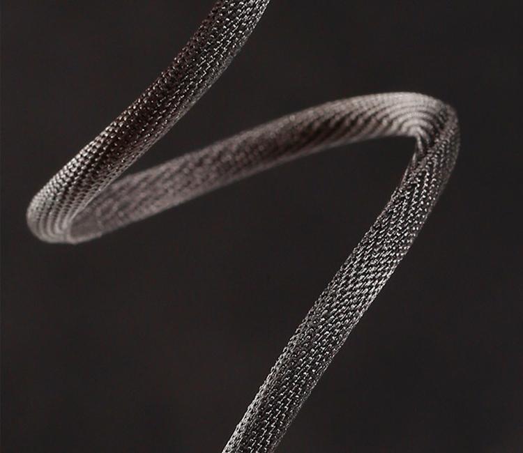 Cáp Sạc Lightning Cho iPhone/ iPad 2.4A Baseus Artistic Striped (5m)